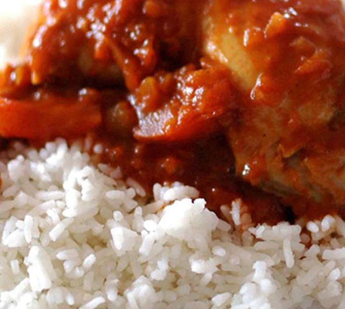 Rice With Chicken