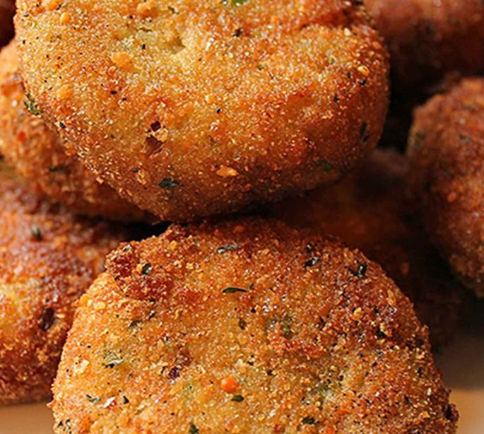 Rice Flaked Cutlets