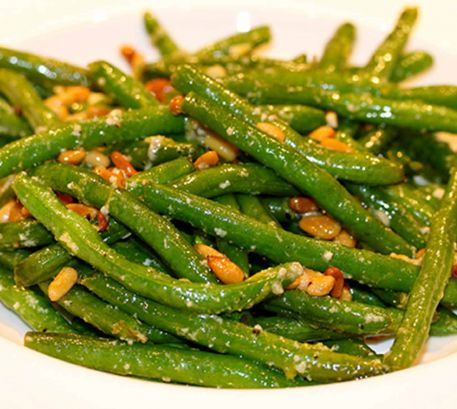 Parmesan Roasted Green Beans